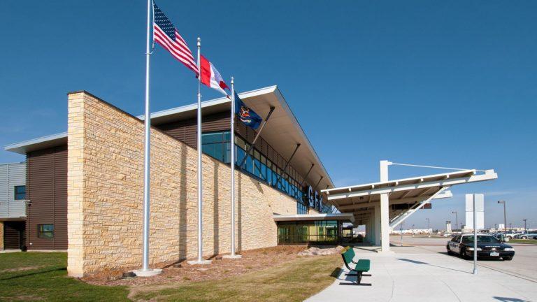 GFK Byron Dorgan Terminal