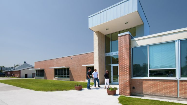 Mayville State Science-Library