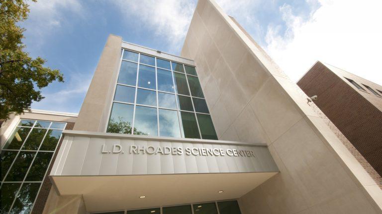 VCSU Rhoades Hall