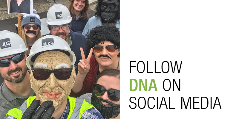 Follow DNA on Facebook