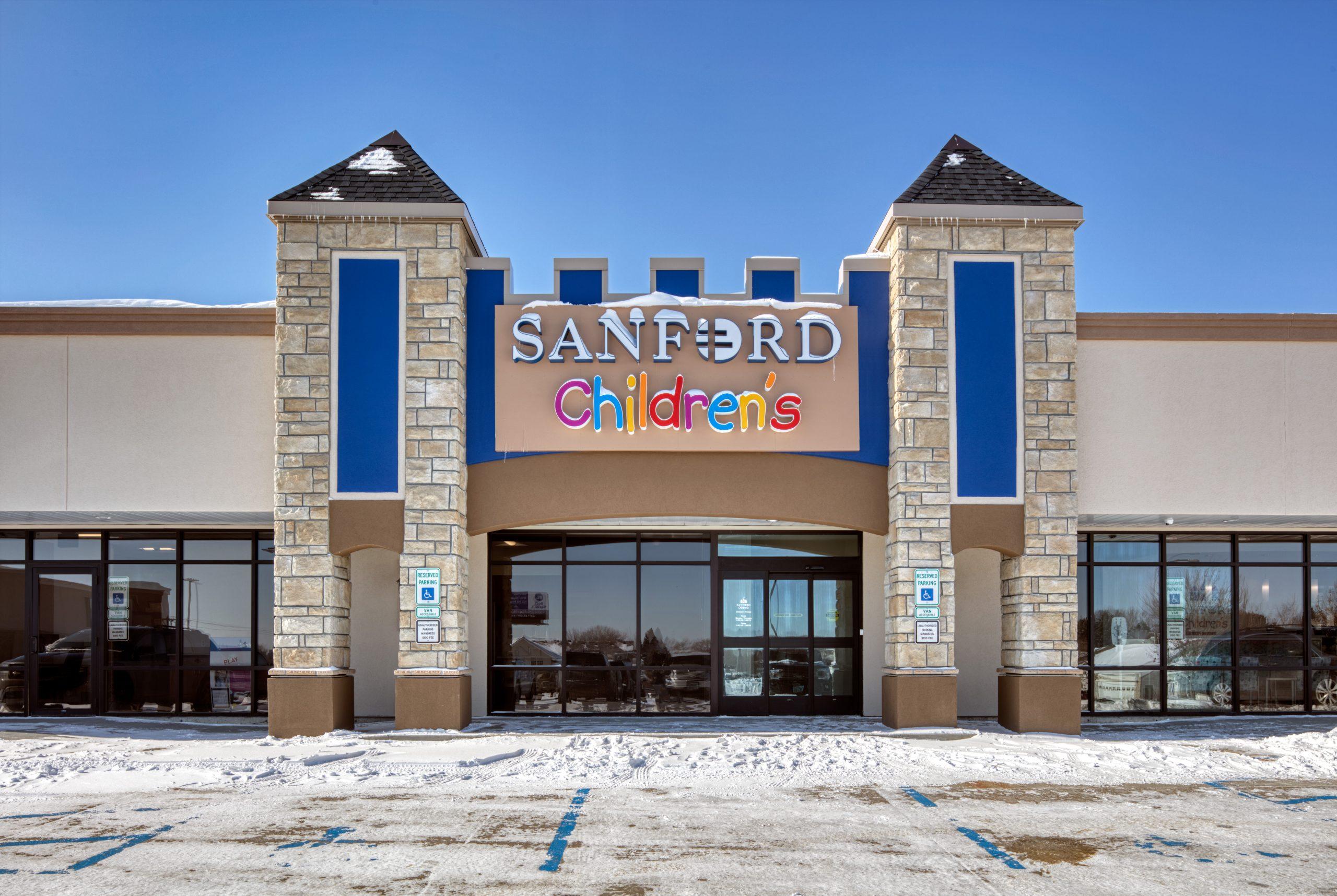 Sanford Bismarck Pediatric Therapy Clinic