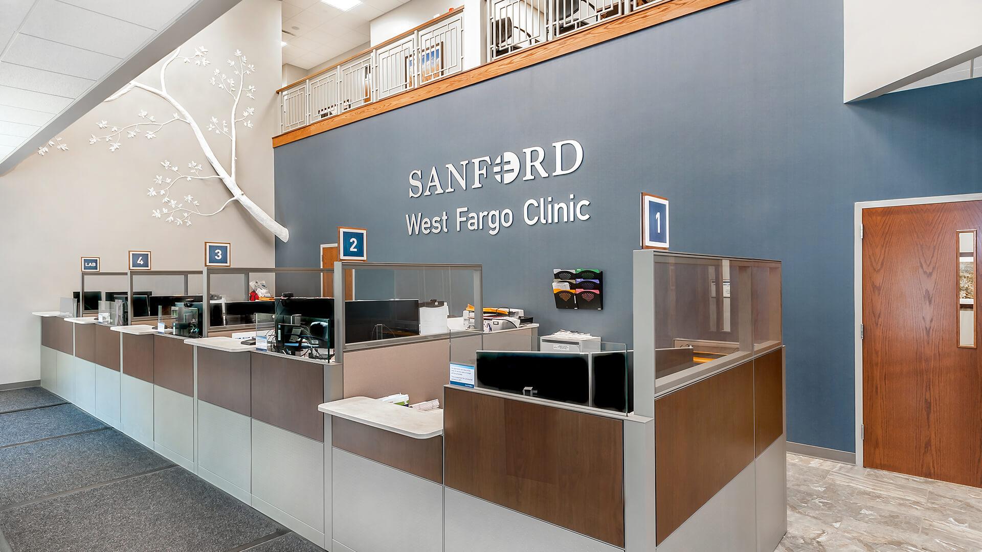 Sanford West Fargo Rendering